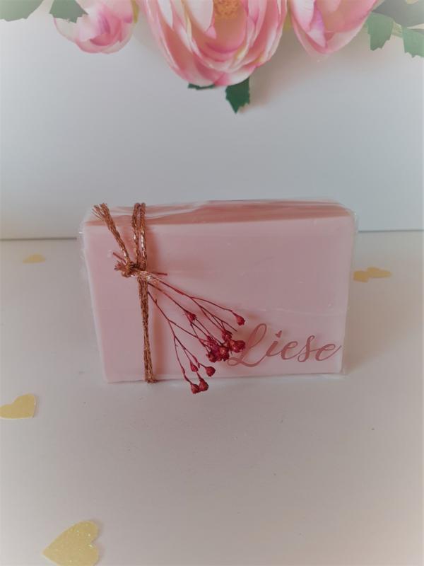 Handzeepje - blush