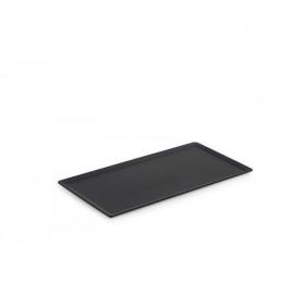 Plexiline BlackSatin Plateau 150x300