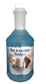 Amiclean Glas & Interieur reiniger 6 x 1 Liter