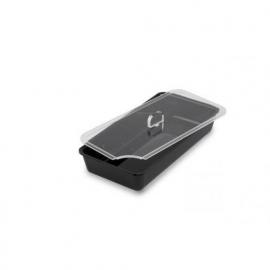 Plexiline Deksel Zwarte Bak 280x140