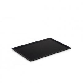 Plexiline BlackSatin Plateau 200x300