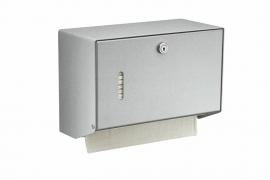 MediQo-line MQHSA C- en Z vouw dispenser