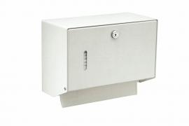 MediQo-line MQHSP C- en Z vouw dispenser