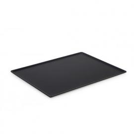 Plexiline BlackSatin Plateau 400x300