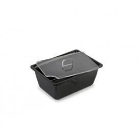 Plexiline deksel Saladebak 1 liter