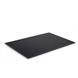 Plexiline BlackSatin Plateau 400x600
