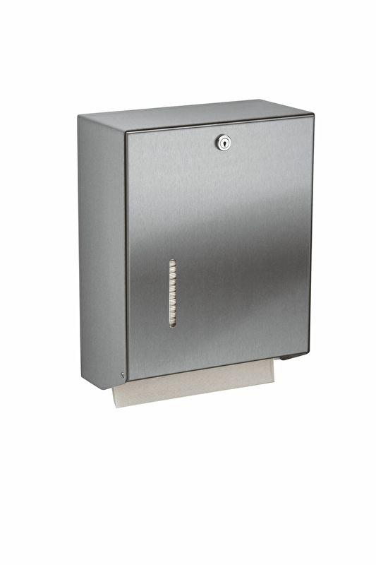 MediQo-line MQHLE C- en Z vouw dispenser
