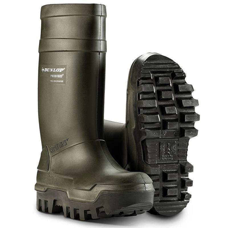 Dunlop laarzen   Amiclean.nl