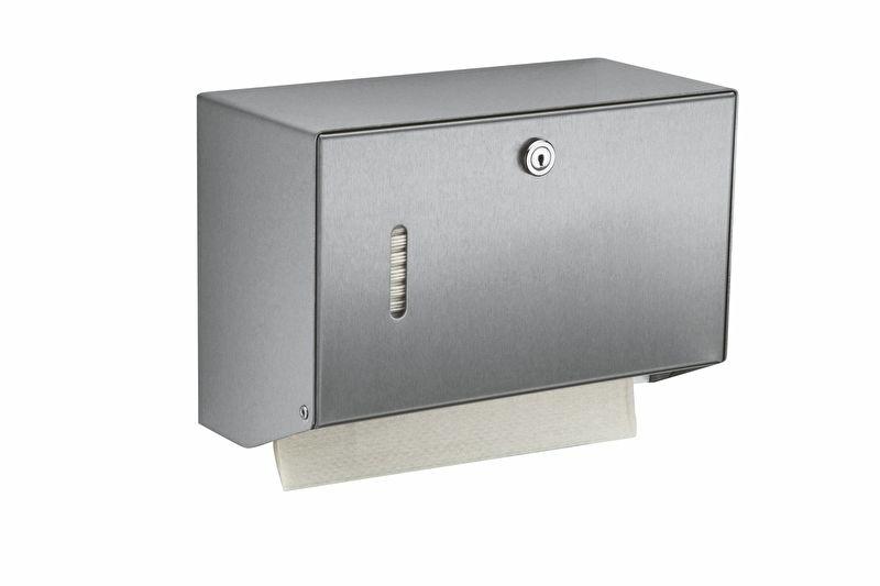 MediQo-line MQHSE C- en Z vouw dispenser