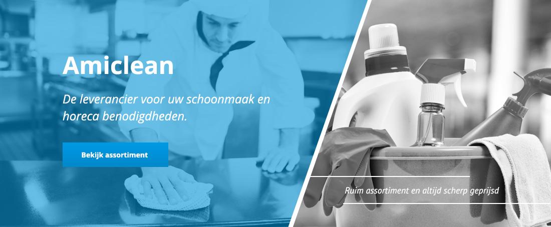 Amiclean.nl webshop