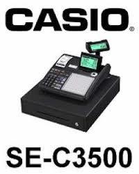 CASIO KASSA SEC 3500 GROTE LADE