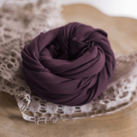 Wrap  June de Luxe Nr05  - Prune
