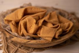 Wrap Golden Flakes - Ocher
