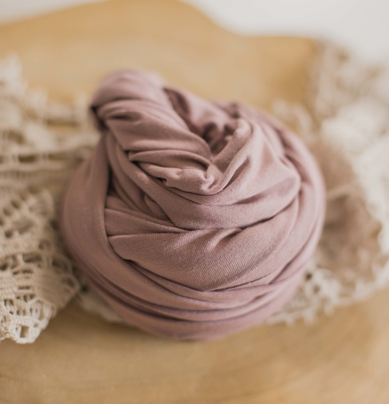 Wrap June de Luxe Nr08  - Dusty Pink