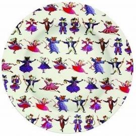 Melamine Dinerbord Dancing Mice - Emma Bridgewater