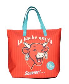 Tas La Vache Qui Rit Retro Rouge - Coucke