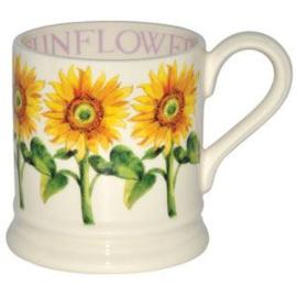 1/2 Pt Mug Sunflower - Emma Bridgewater