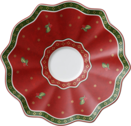 Ontbijtschotel Rood (19 cm.) - Villeroy & Boch Toy's Delight