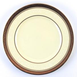 Broodbord (16,4 cm.) - Noritake Ardmore Gold