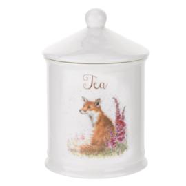 Voorraadpot Tea Fox - Wrendale Designs