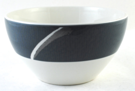 Rijstkom (15 cm.) - Noritake Ambience Charcoal