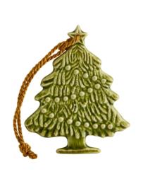 Ornament Kerstboom (8,5 cm.) - Bordallo Pinheiro