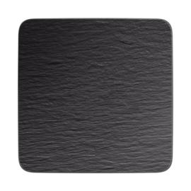 Vierkante Serveerschotel (31,8 cm.) - Villeroy & Boch Manufacture Rock
