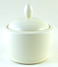 Suikerpot - Noritake Ambience White