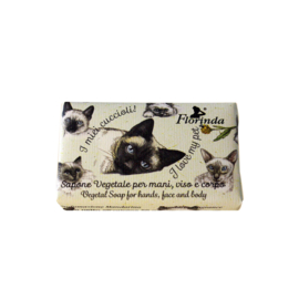 Zeep Siamese Cat (50 gr.) - Florinda
