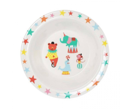 Schaal Melamine A Day at the Circus (16,5 cm.) - Ginger