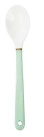 Aardewerk Lepel Groen (14,5 cm.) - Miss Étoile