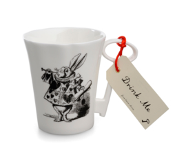 Key Mok Alice in Wonderland Rabbit (300 ml.) - Whittard of Chelsea