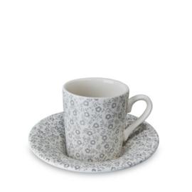 Espressokop & Schotel Dove Grey Felicity (75 ml) - Burleigh