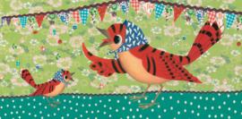 Ansichtkaart Vogels - Froy & Dind
