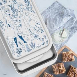 Cakeblik met Deksel Frozen (24,3 cm.) - Nordic Ware