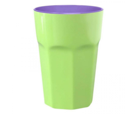 Beker Melamine Pastel Green (400 ml.) - Ginger