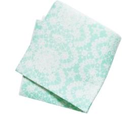 6 Aanrechtdoekjes Lace Mint - Rice