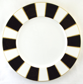 Ontbijtbord (24,5 cm.) - Noritake Mahogany Rose