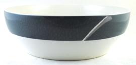 Schaal (26 cm.) - Noritake Ambience Charcoal