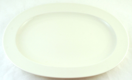 Serveerschotel (36 cm.) - Noritake Ambience White