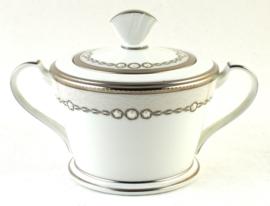 Suikerpot - Noritake Pearl Luxe
