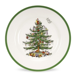 Dinerbord - Spode Christmas Tree