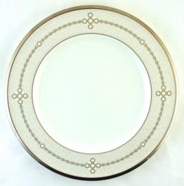 Ontbijtbord (24 cm.) - Noritake Pearl Luxe
