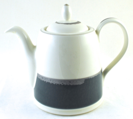 Koffie-/Theepot - Noritake Ambience Charcoal