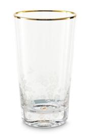 Longdrink Glas (330 ml.) - Pip Studio Blushing Birds