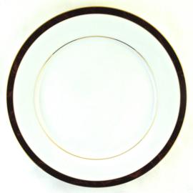 Dinerbord (27 cm.) - Noritake Legendary Walnut