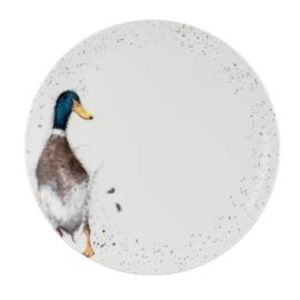 Dinerbord Duck (26,7 cm.) - Wrendale Designs