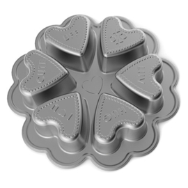 Conversation Hearts Bakvorm - Nordic Ware