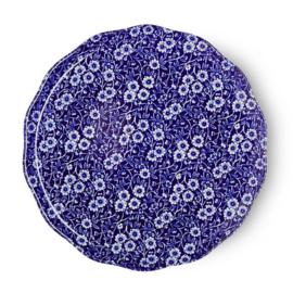 Serveerschotel Blue Calico (29 cm.) - Burleigh
