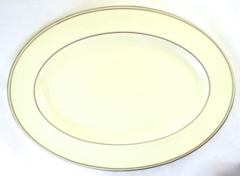 Serveerschotel (36,7 cm.) - Noritake Platinum Line